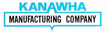 KANAWHA MFG logo